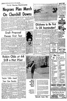 The Courier News from Blytheville, Arkansas on May 5, 1967 · Page 8