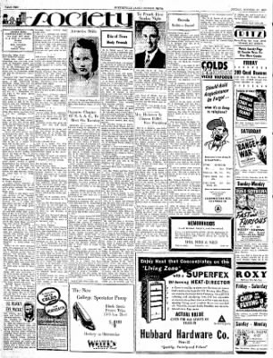 The Courier News from Blytheville, Arkansas on October 27, 1939 · Page 2