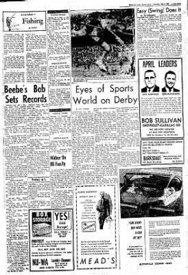 The Courier News from Blytheville, Arkansas on May 6, 1967 · Page 6