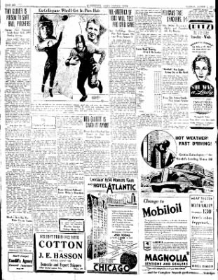 The Courier News from Blytheville, Arkansas on August 7, 1934 · Page 6
