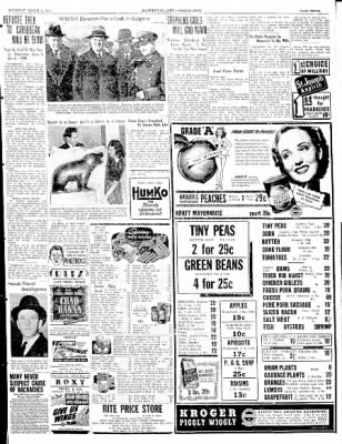The Courier News from Blytheville, Arkansas on March 6, 1941 · Page 3