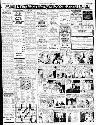The Courier News from Blytheville, Arkansas on March 6, 1941 · Page 11