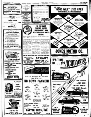 Alton Evening Telegraph from ,  on February 5, 1954 · Page 17