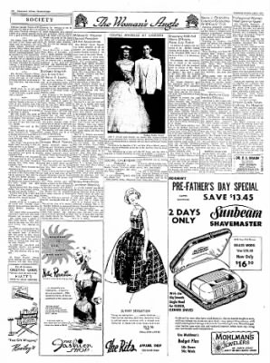 Logansport Pharos-Tribune from Logansport, Indiana on June 5, 1957 · Page 28