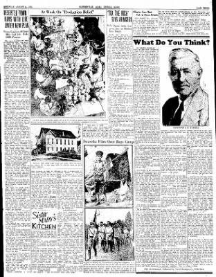 The Courier News from Blytheville, Arkansas on August 11, 1934 · Page 3