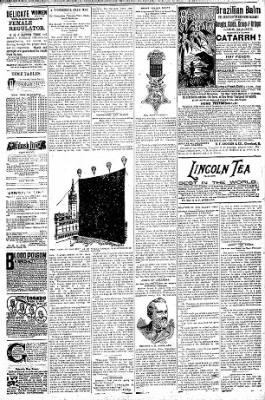 Logansport Pharos-Tribune from Logansport, Indiana on August 1, 1896 · Page 7