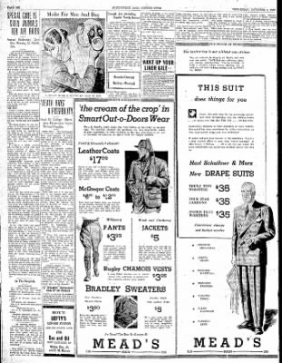 The Courier News from Blytheville, Arkansas on November 1, 1939 · Page 6