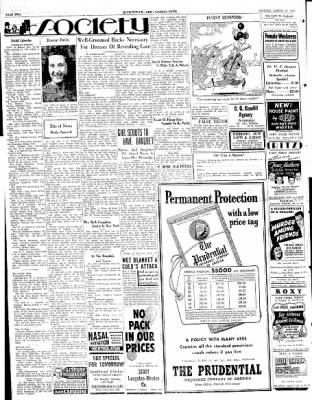 The Courier News from Blytheville, Arkansas on March 10, 1941 · Page 2