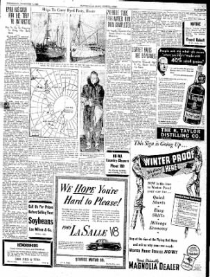 The Courier News from Blytheville, Arkansas on November 1, 1939 · Page 7