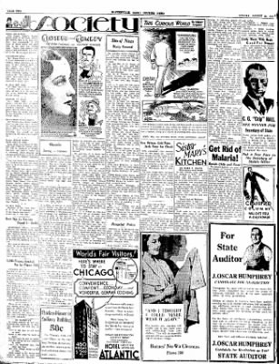 The Courier News from Blytheville, Arkansas on August 13, 1934 · Page 2