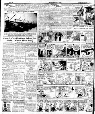 Naugatuck Daily News from Naugatuck, Connecticut on August 18, 1942 · Page 6