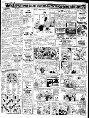The Courier News from Blytheville, Arkansas on November 1, 1939 · Page 9
