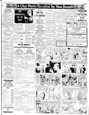 The Courier News from Blytheville, Arkansas on March 10, 1941 · Page 5
