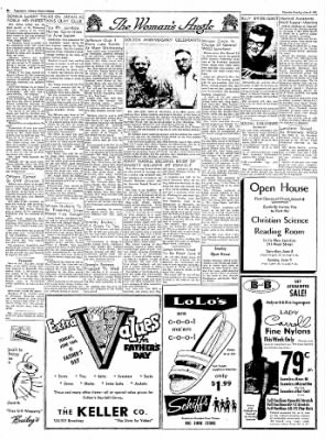 Logansport Pharos-Tribune from Logansport, Indiana on June 6, 1957 · Page 26