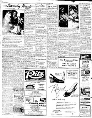 The Courier News from Blytheville, Arkansas on August 4, 1952 · Page 4