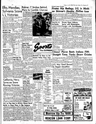 The Express from Lock Haven, Pennsylvania on July 8, 1960 · Page 11