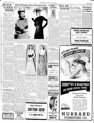The Courier News from Blytheville, Arkansas on March 11, 1941 · Page 3