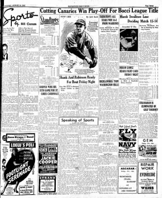 Naugatuck Daily News from Naugatuck, Connecticut on August 20, 1942 · Page 3