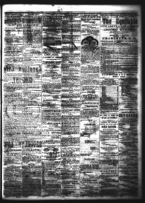 The Raleigh Sentinel from Raleigh, North Carolina on October 7, 1870