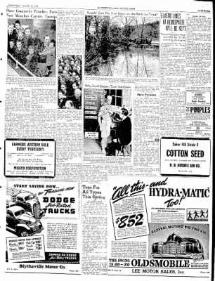 The Courier News from Blytheville, Arkansas on March 12, 1941 · Page 7
