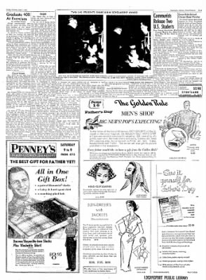 Logansport Pharos-Tribune from Logansport, Indiana on June 7, 1957 · Page 19
