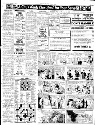 The Courier News from Blytheville, Arkansas on March 12, 1941 · Page 9