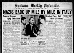 Spokane Weekly Chronicle