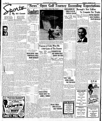 Naugatuck Daily News from Naugatuck, Connecticut on August 24, 1942 · Page 2