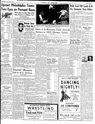 The Courier News from Blytheville, Arkansas on August 4, 1952 · Page 7