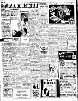 The Courier News from Blytheville, Arkansas on August 17, 1934 · Page 2