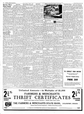 Logansport Pharos-Tribune from Logansport, Indiana on June 8, 1957 · Page 14