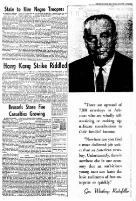 The Courier News from Blytheville, Arkansas on May 23, 1967 · Page 6
