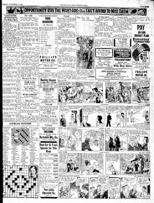 The Courier News from Blytheville, Arkansas on November 7, 1939 · Page 7