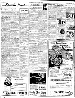 The Courier News from Blytheville, Arkansas on March 8, 1949 · Page 4