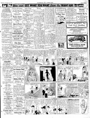 The Courier News from Blytheville, Arkansas on October 23, 1936 · Page 7