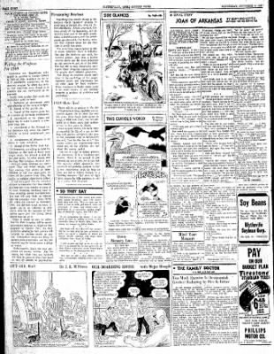 The Courier News from Blytheville, Arkansas on November 8, 1939 · Page 8