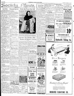 The Courier News from Blytheville, Arkansas on March 17, 1941 · Page 2