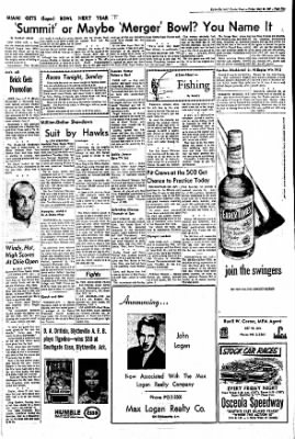 The Courier News from Blytheville, Arkansas on May 26, 1967 · Page 8