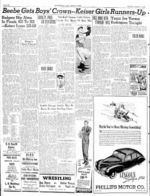 The Courier News from Blytheville, Arkansas on March 17, 1941 · Page 6