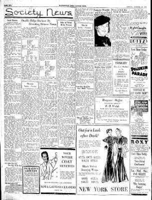 The Courier News from Blytheville, Arkansas on October 26, 1936 · Page 2