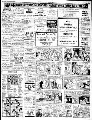 The Courier News from Blytheville, Arkansas on November 9, 1939 · Page 9