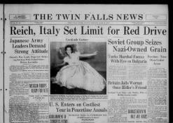 The Twin Falls News
