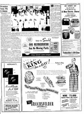 Logansport Pharos-Tribune from Logansport, Indiana on June 10, 1957 · Page 33