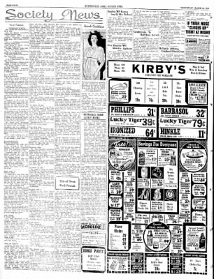 The Courier News from Blytheville, Arkansas on March 19, 1941 · Page 4