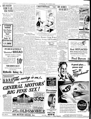 The Courier News from Blytheville, Arkansas on March 19, 1941 · Page 7