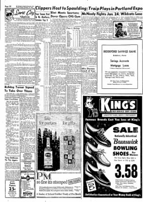 The Portsmouth Herald from Portsmouth, New Hampshire on December 19, 1961 · Page 10