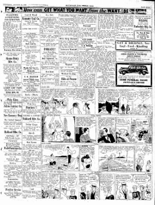 The Courier News from Blytheville, Arkansas on October 28, 1936 · Page 7