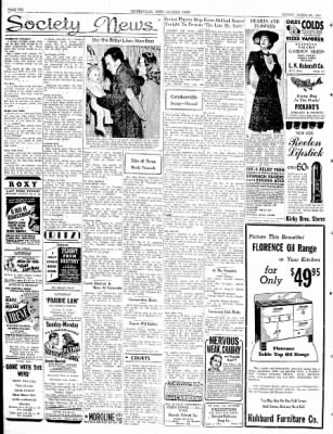 The Courier News from Blytheville, Arkansas on March 21, 1941 · Page 2