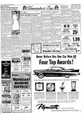 Logansport Pharos-Tribune from Logansport, Indiana on June 11, 1957 · Page 28