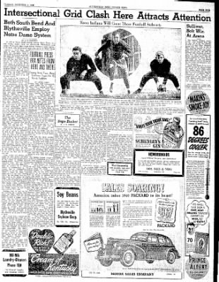 The Courier News from Blytheville, Arkansas on November 14, 1939 · Page 5